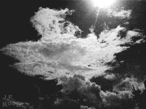 不死鳥の雲