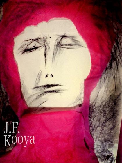 『赤頭巾さん』by J.F.Kooya