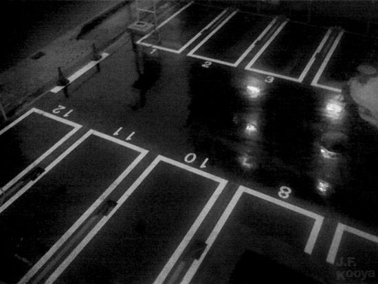 写真:駐車場 (2010) by J.F.Kooya